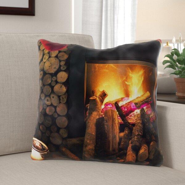 Rencher Celebrate Indoor/Outdoor Canvas Throw Pillow