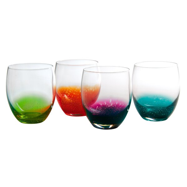 Brumback DOF Glass (Set of 4) by Ivy Bronx