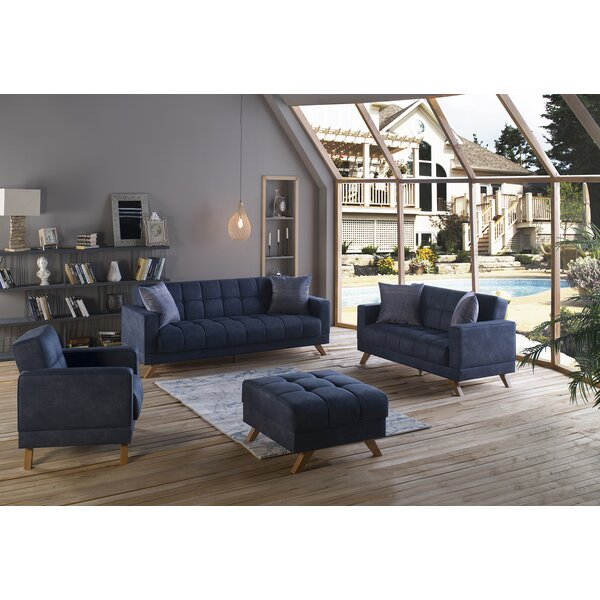 Montana 3 Piece Living Room Set by Ivy Bronx