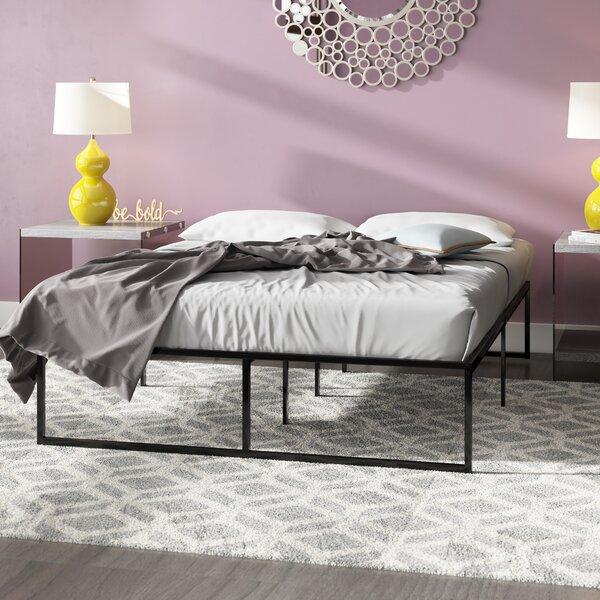 Bigler Platform Bed Frame Alwyn Home ANEW2294