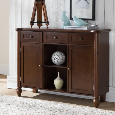 Raub Wood Console Buffet Table