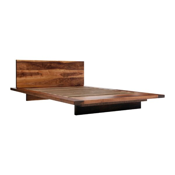 SQ Platform Bed by ARTLESS