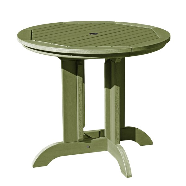 Charney Round Dining Table by Longshore Tides