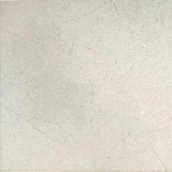 12 x 12 Ceramic Field Tile in Cream by Travis Tile Sales