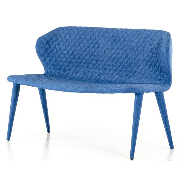 Yousef Upholstered Bench by Ivy Bronx