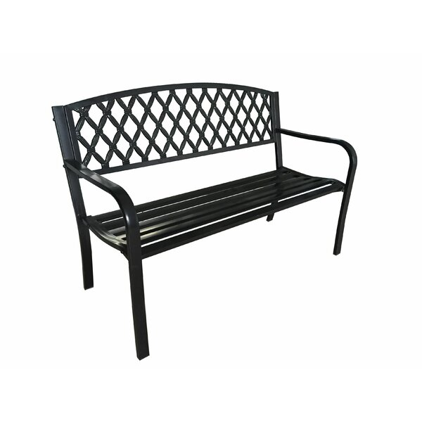 Orleans Park Bench by Charlton Home