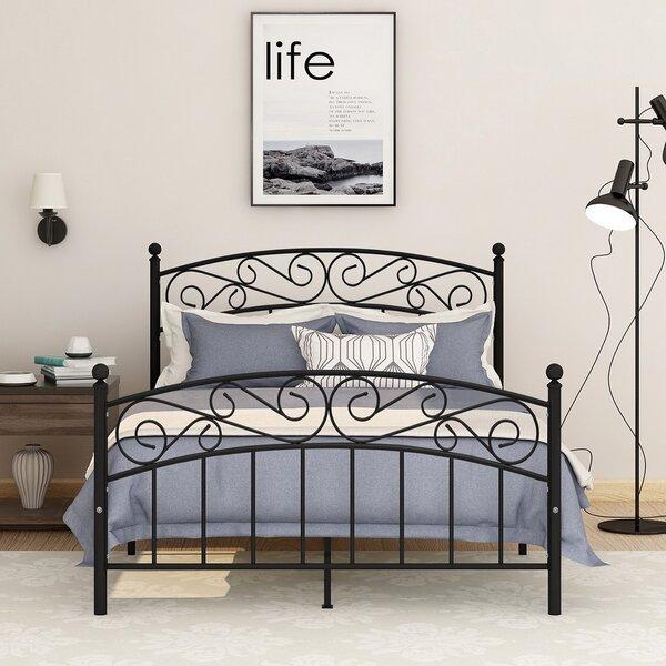Vinyard Platform Bed by Fleur De Lis Living