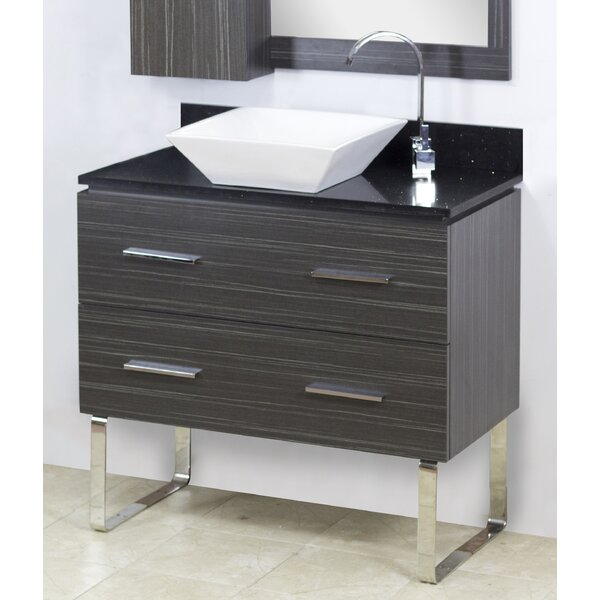36 Single Modern Bathroom Vanity Set by American Imaginations