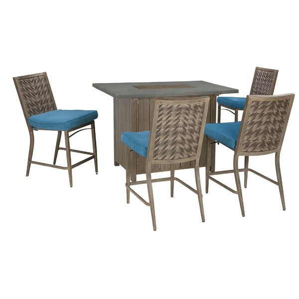 Goufes Bar Set by Bay Isle Home