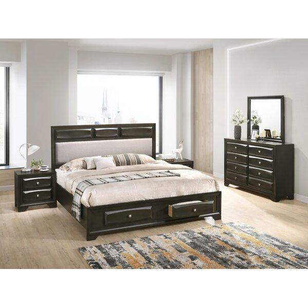 Beagan Platform 5 Piece Bedroom Set by Winston Porter
