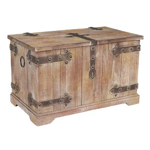 Superieur Large Victorian Storage Trunk