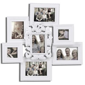 7 Opening Decorative Wall Hanging Collage Picture Frame