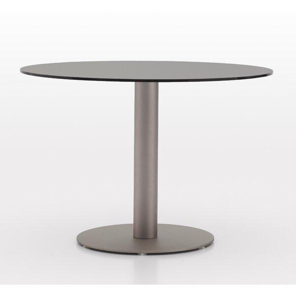 Knutsen Round Dining Table Orren Ellis W001757458