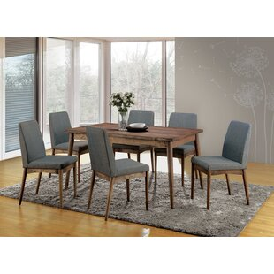 Ithaca Dining Table by Ivy Bronx