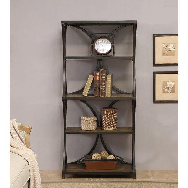 Snelling Etagere Bookcase by Ivy Bronx