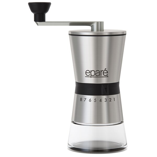 Manual Burr Coffee Grinder by Eparé