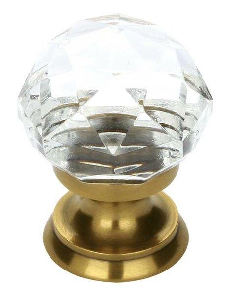 Diamond Crystal Knob by Emtek