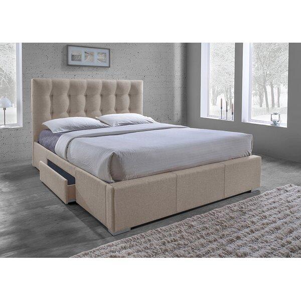 Hopp Upholstered Storage Platform Bed by Red Barrel Studio
