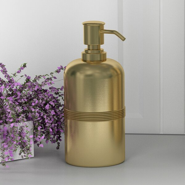 Wetzler Soap & Lotion Dispenser by Willa Arlo Interiors