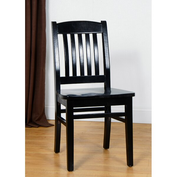 Claverton Down Solid Wood Side Chair (Set of 2) by Loon Peak