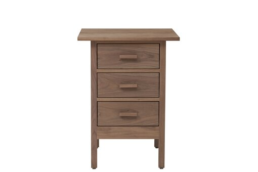 Cindy 3 Drawer Nightstand by Red Barrel Studio