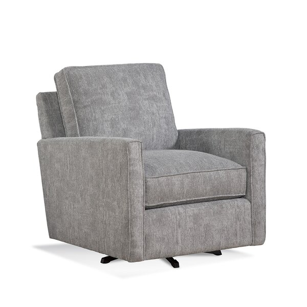 Nicklaus Swivel Armchair by Braxton Culler