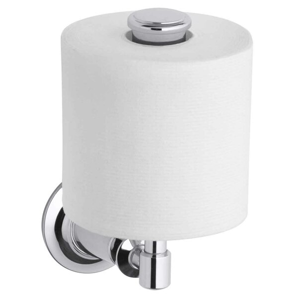 Archer Vertical Toilet Tissue Holder by Kohler