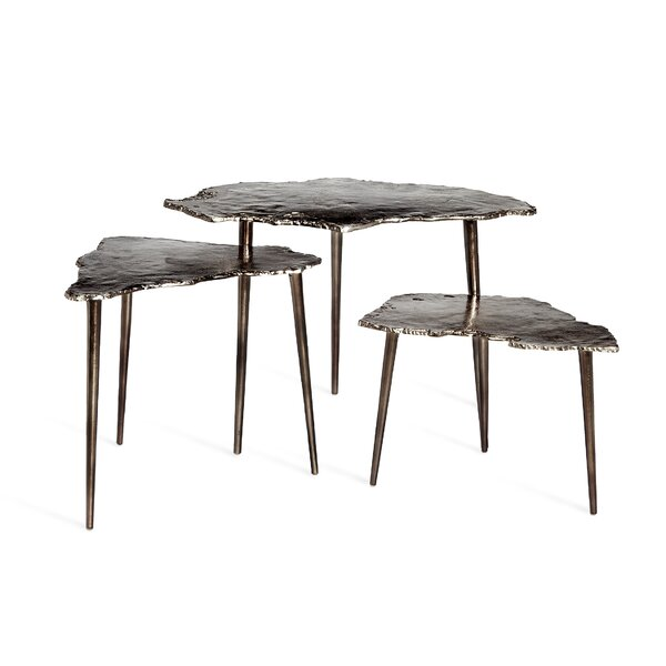 Aya 3 Legs Nesting Tables by Interlude Interlude