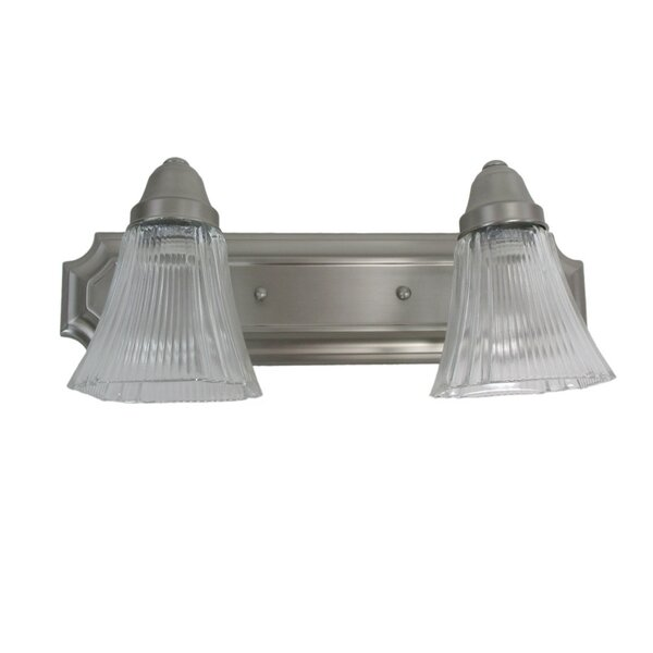 Alexandrea 2-Light Vanity Light by Winston Porter
