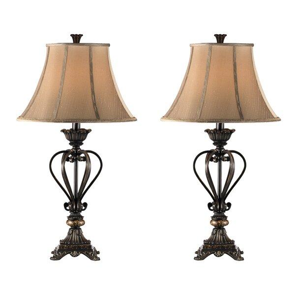 Arbuckle 34 Table Lamp by Fleur De Lis Living