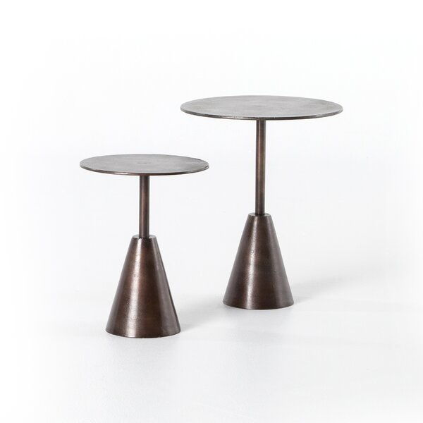Bevis 2 Piece Nesting Tables (Set Of 2) By 17 Stories