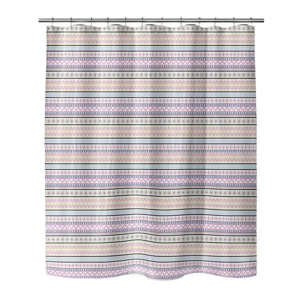 Dunanney Shower Curtain by Harriet Bee