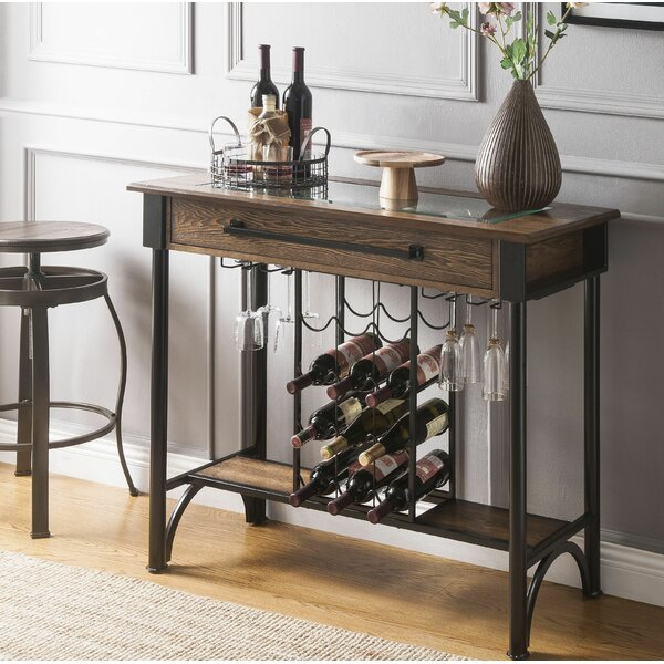 Carletta Pub Table by Williston Forge