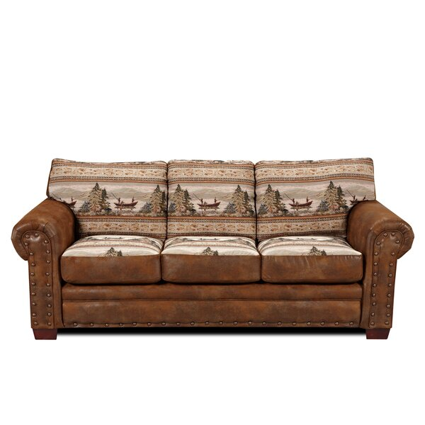 Cool Charlie Alpine Sleeper Sofa by Millwood Pines by Millwood Pines
