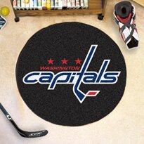 NHL - Washington Capitals Puck Doormat by FANMATS