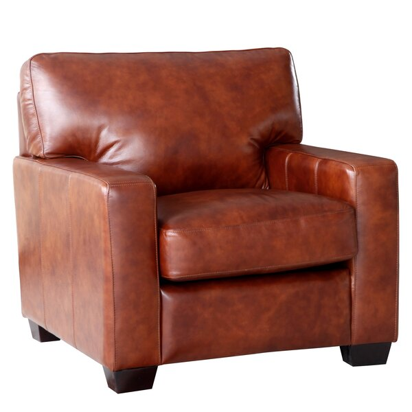 Hillcrest Solid Club Chair by Union Rustic