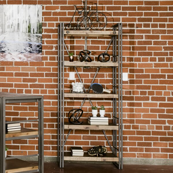Pettit Etagere Bookcase by 17 Stories 17 Stories
