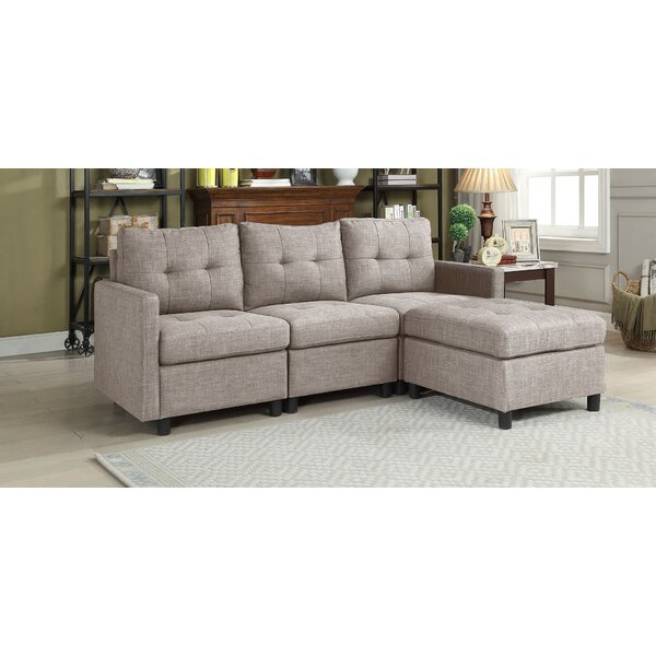 Great Deals Wetherby Modular Sectional