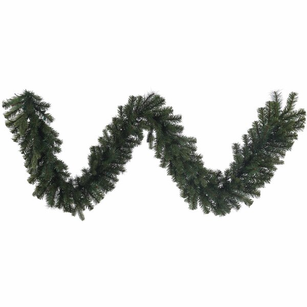 Classic Mixed Pine Garland by The Holiday Aisle