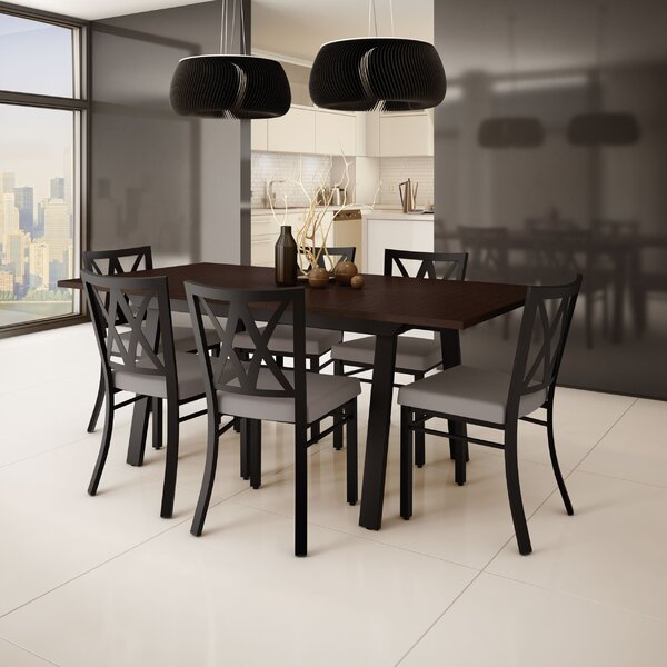 Micheal 5 Piece Dining Set by Latitude Run