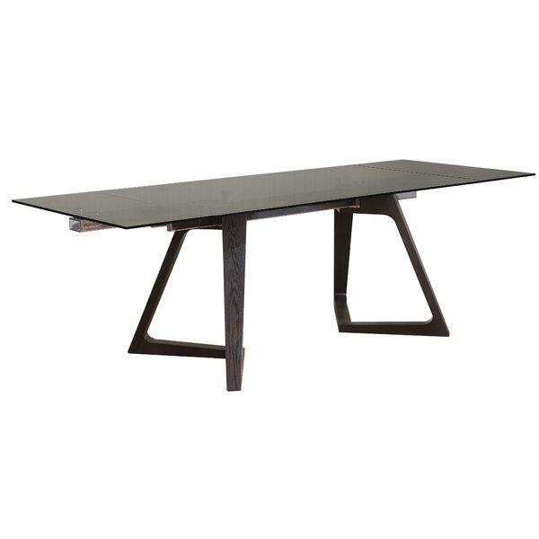Grote Drop Leaf Dining Table by Ivy Bronx