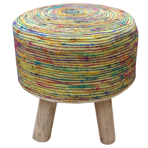 Whitehead Vanity Stool by Bungalow Rose