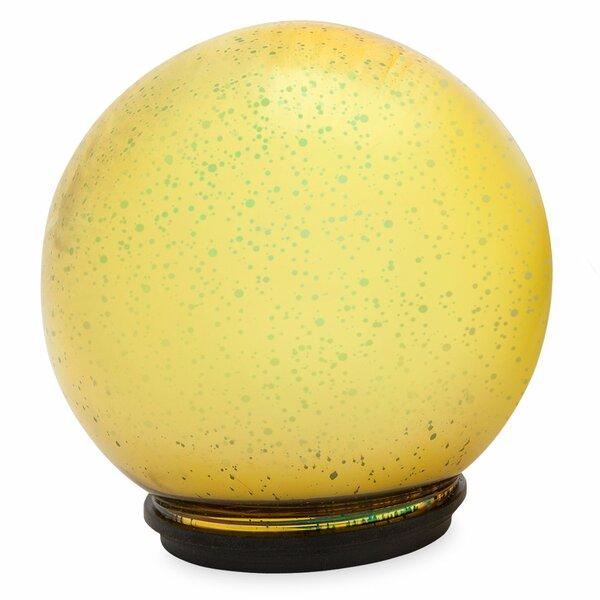 Mercury Glass Gazing Globe by VivaTerra