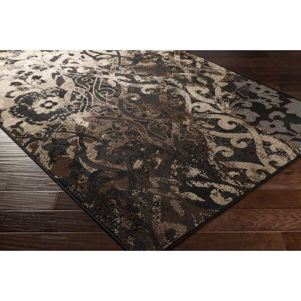 Clearview Beige Area Rug by Andover Mills