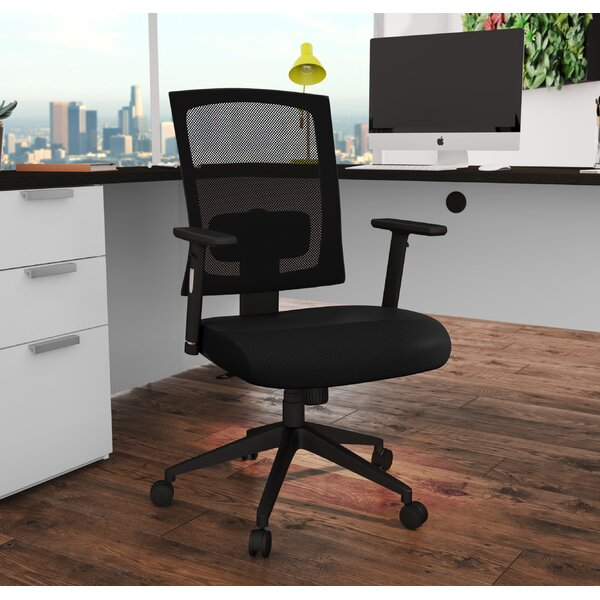 Capricornus Mesh Desk Chair by Latitude Run