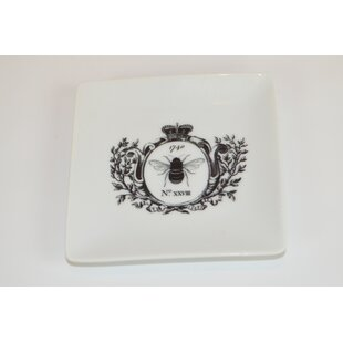 Bee Decorative Plate  sc 1 st  Wayfair & Bee Plates | Wayfair