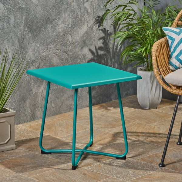 Madeley Outdoor Side Table By Brayden Studio