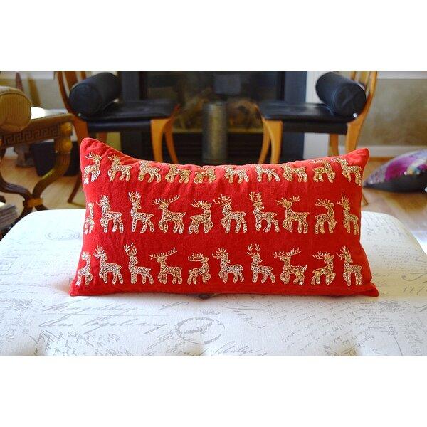 Nothing Like Christmas Lumbar Pillow by Debage Inc.