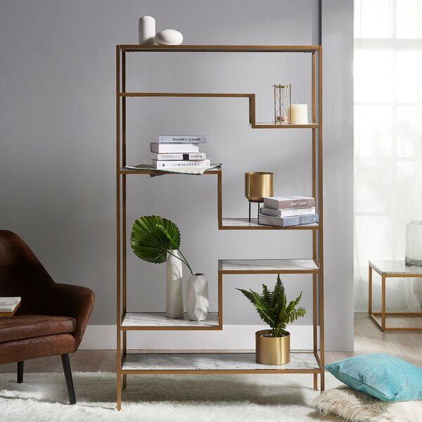 Marmo Etagere Bookcase by VERSANORA