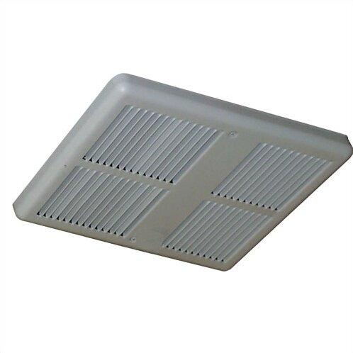 6,826 BTU Ceiling Mounted Electric Fan Wall Insert Heater by TPI